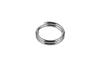"Кольца Заводные ""Sprut"" SR-01 SN #4/4kg (Split Ring Silver Nickel) 1упак*22шт"